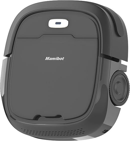 Mamibot Robot Aspirador Fregasuelos Mascotas con Tanque de Agua ...