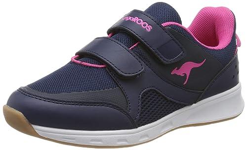 KangaROOS Sprint Ev Zapatillas de Deporte Interior Unisex Ni/ños