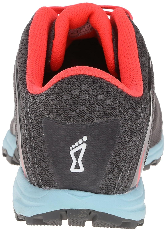 P Inov-8 Womens F-Lite 195 P Cross-Training Shoe F-Lite 195 Grey//Blue-W