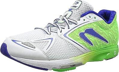 Newton Running Womens Distance Vi Running Shoe, Zapatillas Mujer, Verde (Mint/Navy), 37 EU: Amazon.es: Zapatos y complementos