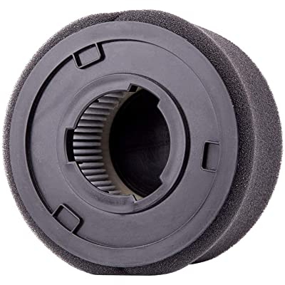 2 Washable Filter /& Foam for Bissell 32R9 Style 16 CleanView Helix Vacuum