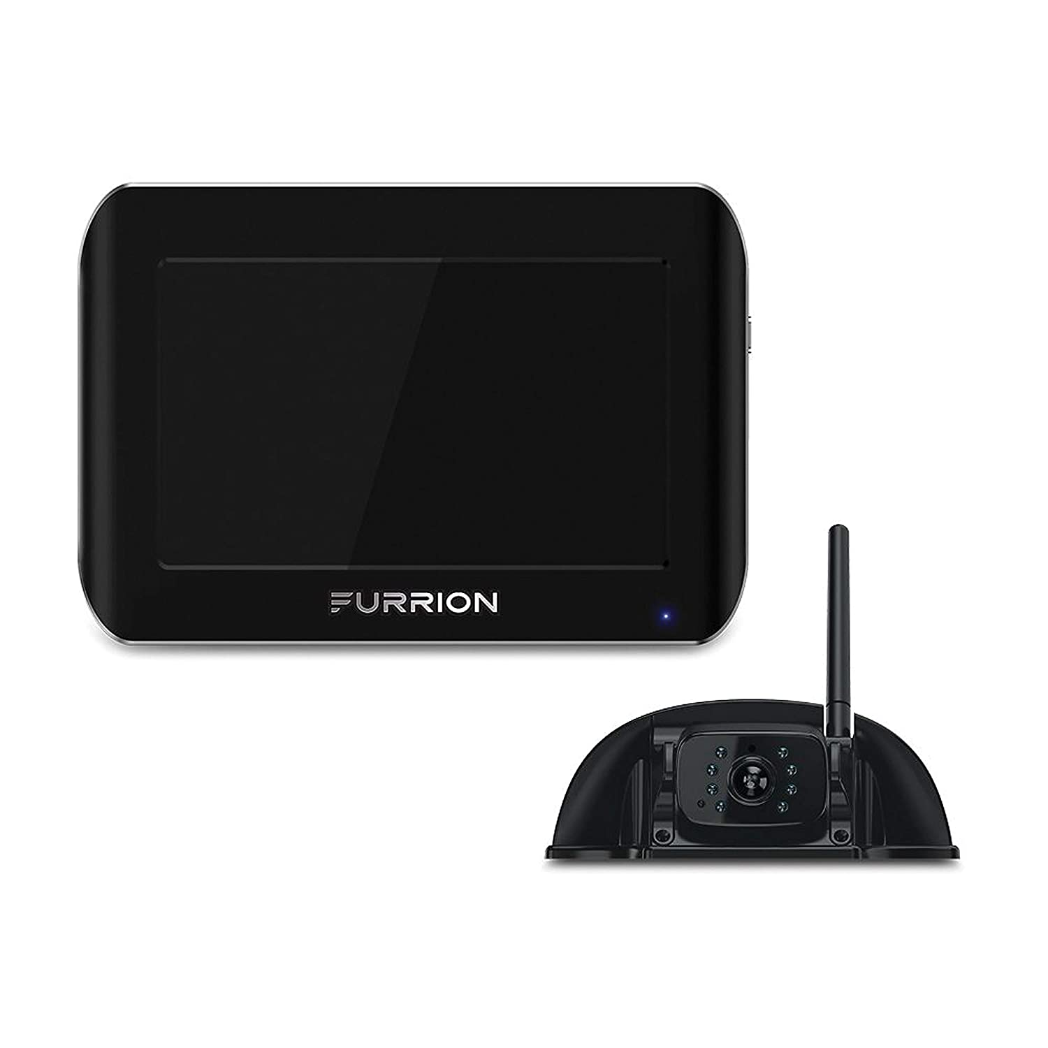 "Furrion FOS43TASF Vision S Black 4.3"" Vehicle Observation System"