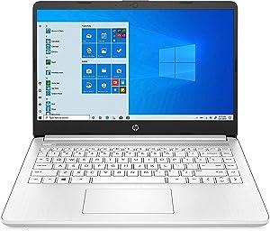 HP Pavilion 14 Laptop HD Touchscreen, AMD Ryzen 3 3250U Processor(up to 3.5 GHz), 8GB RAM, 128GB SSD, Webcam, WiFi, Ethernet, HDMI, USB-A&C, Win10 with 2Weeks SkyCare Support (8GB/128GB SSD)