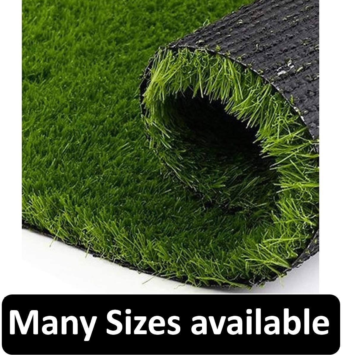 Yellow Weaves™ High Density Artificial Grass Carpet Mat for Balcony, Lawn, Door (6.5 X 3 Feet) product image