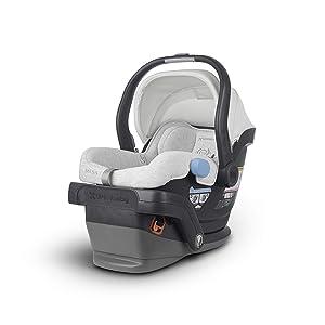 UPPAbaby MESA Infant Car Seat - Bryce (White & Grey Marl)