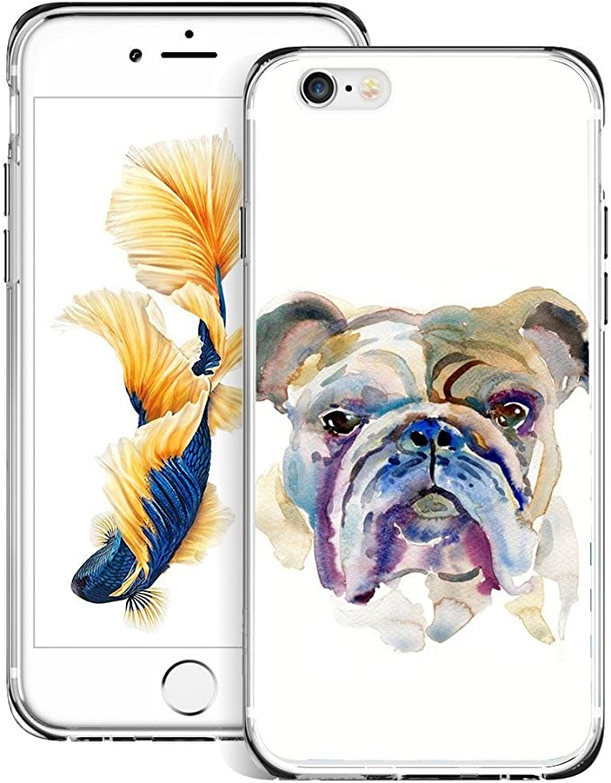Hekui Bouledogue Français iPhone 6S 6 Housse, Ultra Durable ...