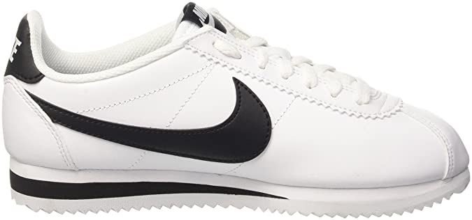 new arrival ed16b b8684 Amazon.com  Nike Womens Classic Cortez Trainers  Fashion Sne