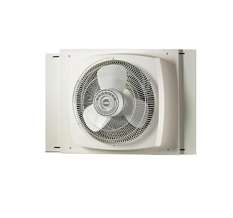 3 Speed White Lasko High Velocity Window Fan 16 In