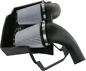 Dry, 3-Layer Filter aFe Power Magnum FORCE 51-11472 BMW 335i Performance Intake System E90//92//93