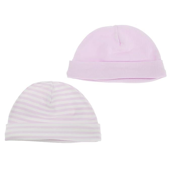 migliore a buon mercato andare online funzionario di vendita caldo Set da Due Cappellini in Cotone - Neonati