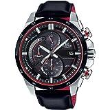 Casio Edifice Analog Black Dial Men's Watch - EX380 (EQS-600BL-1AUDF)