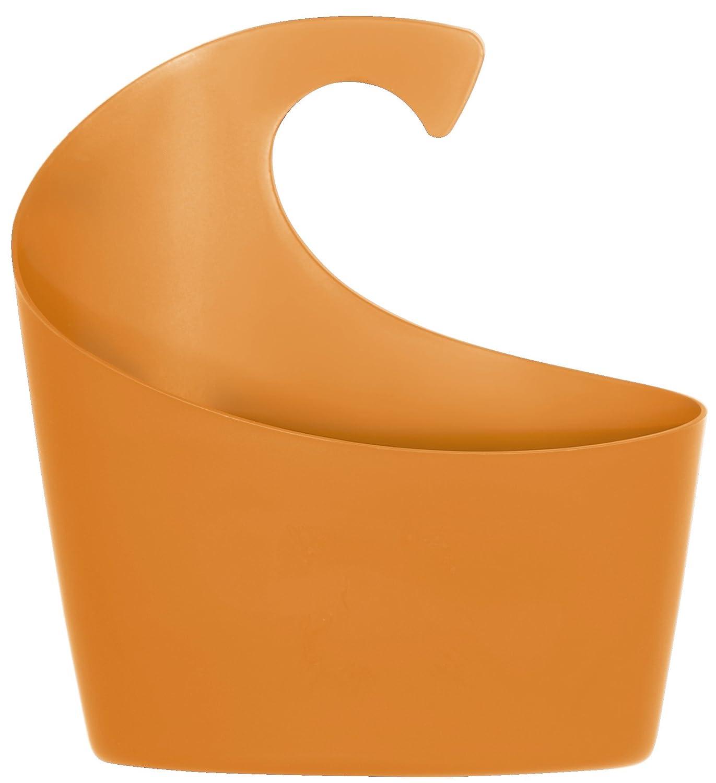Blanco Polipropileno Cesta portaobjetos peque/ña 19,5 x 17,5 x 6,5 cm Spirella colecci/ón Sydney Wall Basket