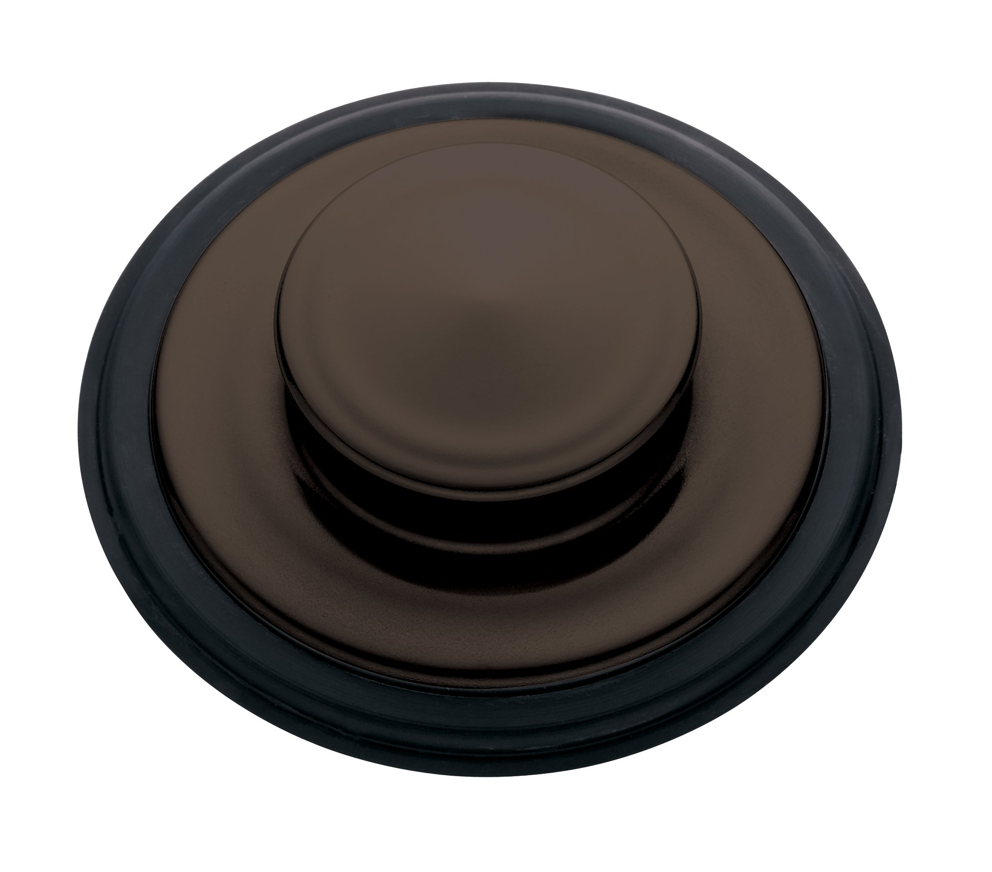 InSinkErator  STP-ORB Sink Stopper for Garbage Disposals, Oil-Rubbed Bronze by InSinkErator