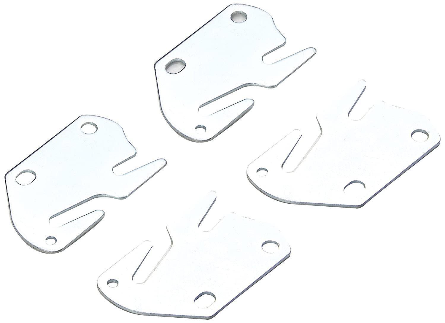 Bed Claw 10 Hook Plates For Wooden Beds Set Of 4 Ebay