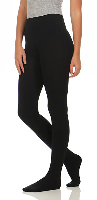 Leggings Damen Sommerhose Treggings Pants Blickdicht Stretch Unifarben CL 219
