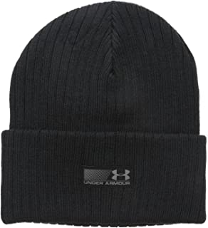 705b1196371 Amazon.com  Under Armour Men s Tactical Stealth Beanie