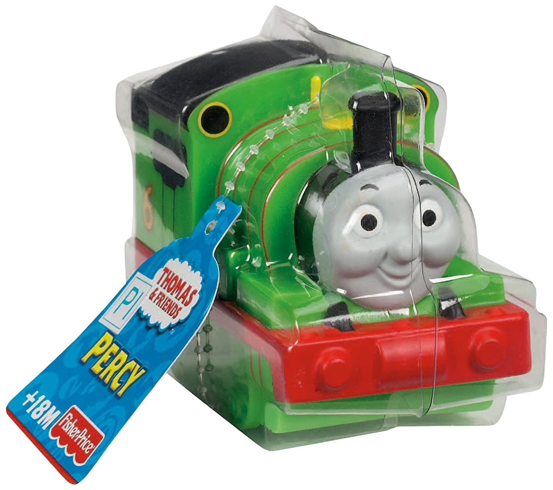 Amazon.com: Thomas & Friends Fisher-Price My First, Percy Bath ...