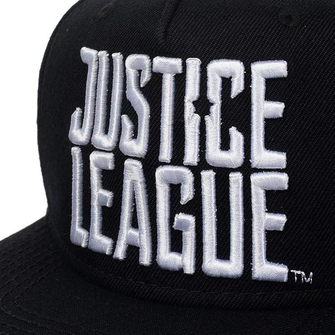 New Move TV DC Comics JUSTICE LEAGUE Men/'s Snapback Hat Baseball Cap ~ NWT