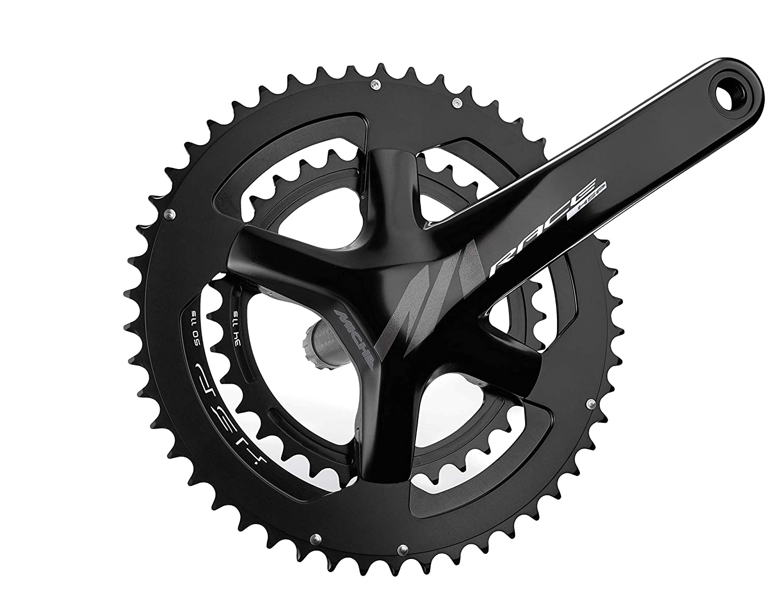 Cicli Bonin-Unisex Corsa Miche Race hsp-11 Kettenschutzscheibe Speed Kettenblätter, schwarz, Größe 34 50 x 170