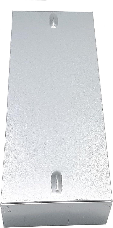 Intelmann Flachkanal Verbinder Nippel b = 100 100 140 180 220 300
