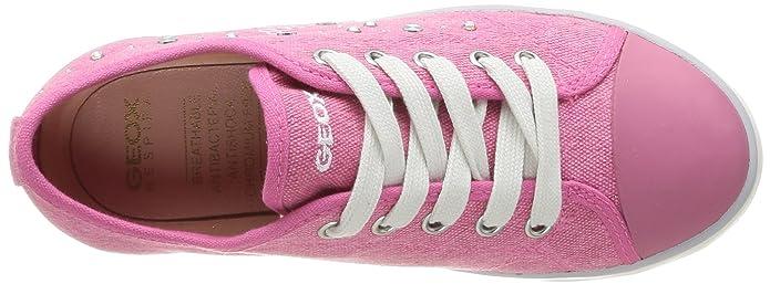 Geox Mädchen J Ciak GK Sneaker