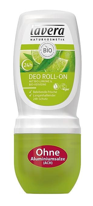 lavera Deo Roll On 24h Bio Limone ∙ Belebender Duft &#x2219 ...