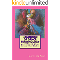 Handbook of Basic Dance Terminology book cover