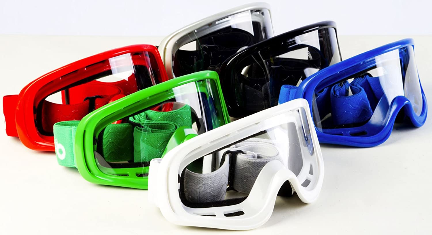 ADULT X1 GOGGLES MOTORCYCLE MOTORBIKE SCOOTER OFF ROAD MOTOCROSS M//X Blue
