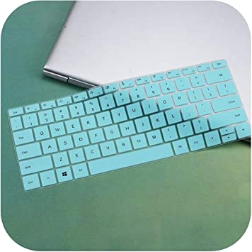 Funda protectora de silicona para el teclado del ordenador ...