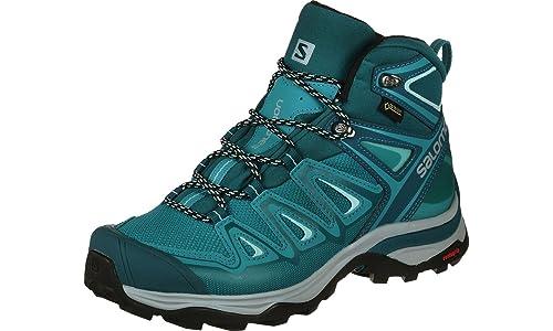 Salomon Damen X Ultra 3 Mid GTX W Trekking & Wanderstiefel