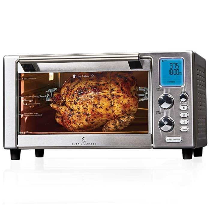 Top 10 Emiril Lagasse Air Fryer  Toaster Oven Combination