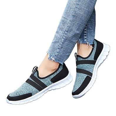 Mode Turnschuhe,❤️Unisex Absolute Männer Frau Laufschuhe Atmungsaktiv  Turnschuhe Sneaker Männer Casual Sportschuhe Patchwork 7bed225307