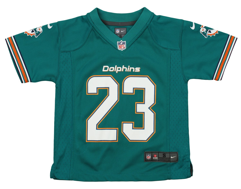 more photos 990e3 5b2ae Nike NFL Kid's Miami Dolphins Jay Ajayi #23 Aqua Game Jersey