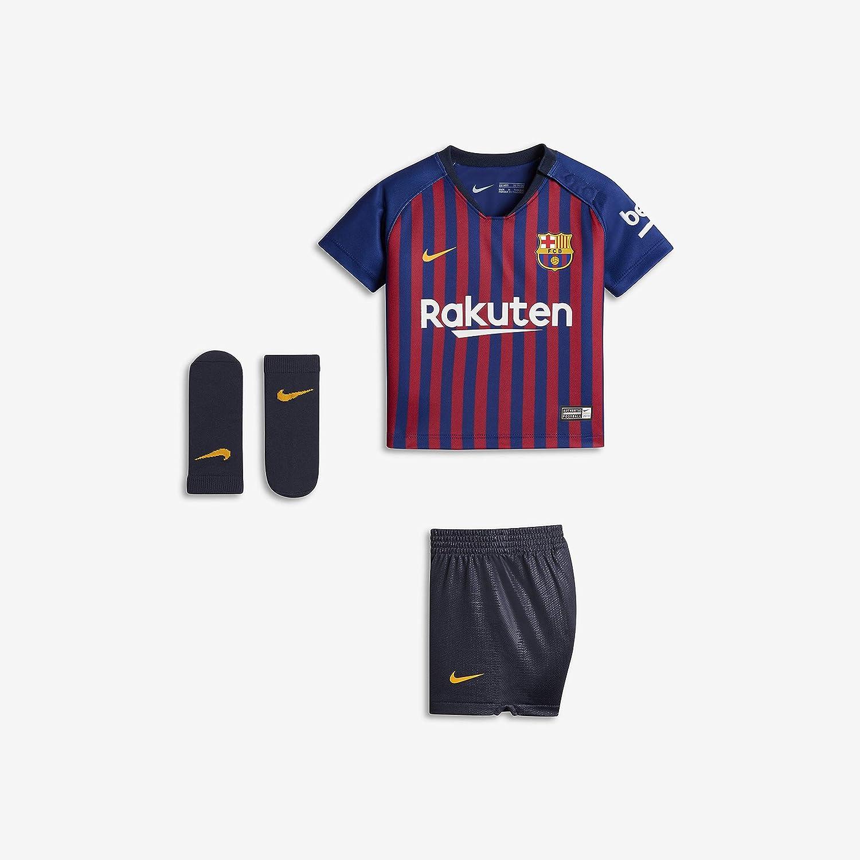 3980948aa Bebé-Niños Fútbol Ropa Nike FC Barcelona I Nk BRT Kit Hm Conjunto 1ª  Equipación