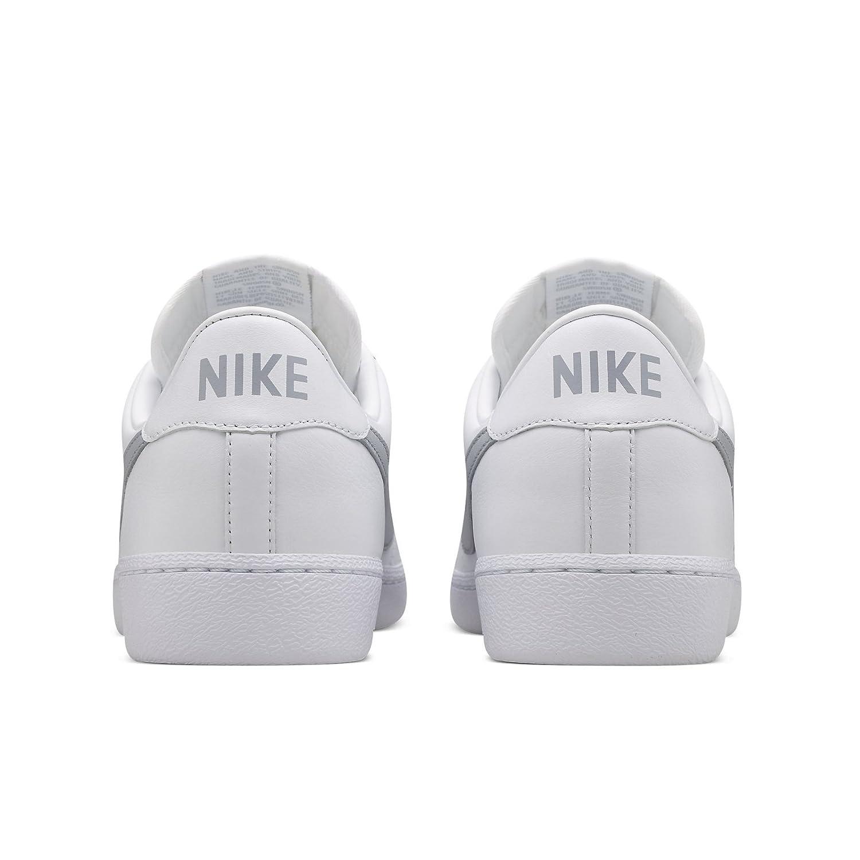 fa9de43c4eb2 Nike Bruin Leather  70s 826670-100 White Wolf Grey Ortholite Men s Shoes  (Size 7.5)  Amazon.ca  Shoes   Handbags