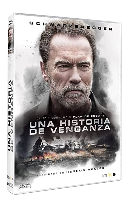 Una historia de venganza [DVD]: Amazon.es: Arnold Schwarzenegger ...