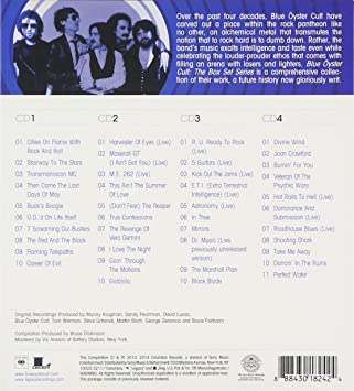 Blue Oyster Cult The Box Set Series Amazon Com Music