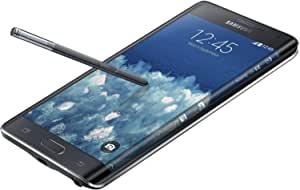 Samsung Galaxy Note Edge N915A, 32GB AT&T GSM Unlocked Android Smartphone (Black)