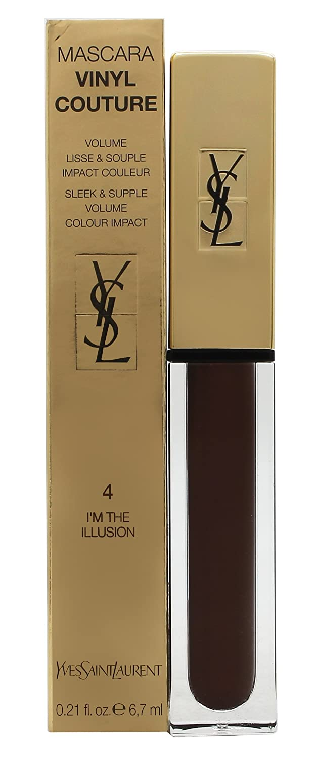 932adc56f79 Amazon.com : Yves Saint Laurent Mascara Vinyl Couture, No.4 I'm The  Illusion, 0.21 Ounce : Beauty