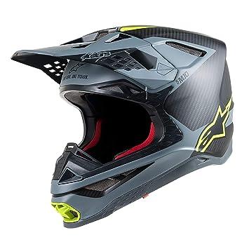 Cross Casco Alpinestars Supe rtech S de M10 MX Casco Motocross Carbon
