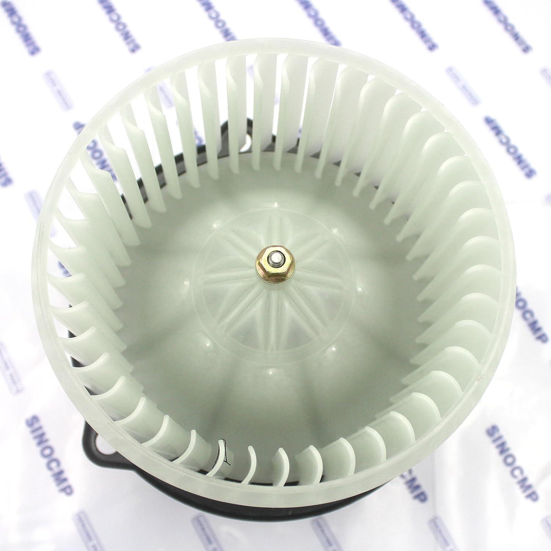 SINOCMP Blower Fan Excavator Blower Motor for Komatsu PC300-5 PC300-6 PC300-7 PC300-8 3 month warranty