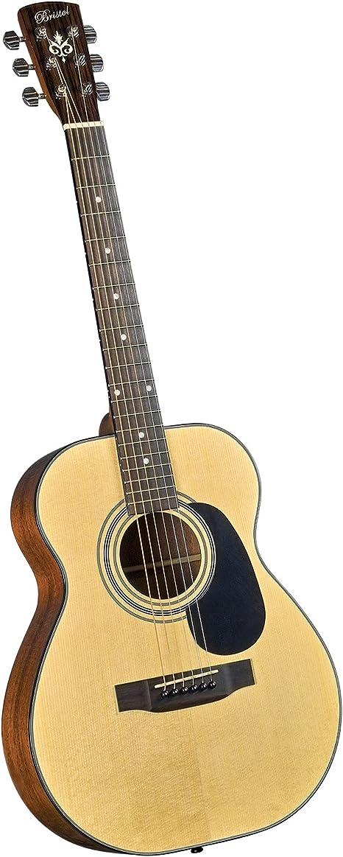 Bebé Bristol BB-16 guitarra acústica: Amazon.es: Instrumentos ...