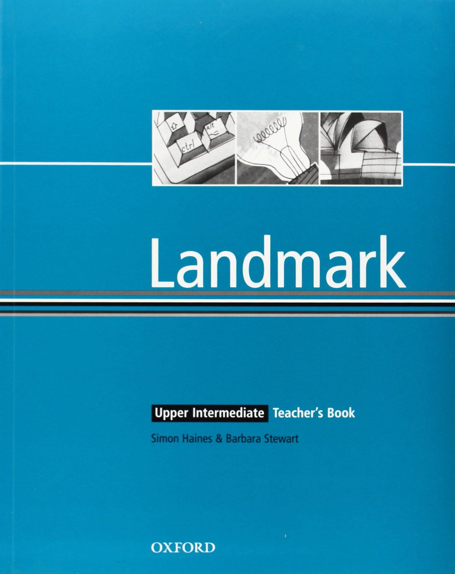 Download Landmark: Upper-Intermediate: Teacher's Book pdf