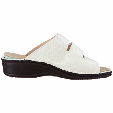 Siena 022409-10, Chaussures femme - Blanc-TR-BV, 37 EUHans Herrmann Collection