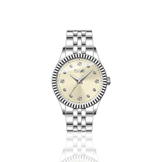 San Francisco 7ca1b 7249e Orologio STROILI ORO GLAMOUR Collection Stainless Steel - SR ...