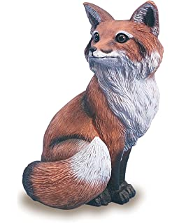 Amazoncom Sly Fox Garden Statue Patio Lawn Garden