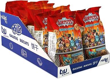 Maxies Galletas Con Pepitas De Chocolate, 1440 g, Pack de 1 ...