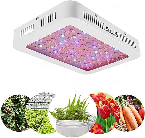 LED Grow Light 1000W Full Spectrum LED Plant Growth Lights, Full Spectrum of Dual chip LED Plant Growth Light