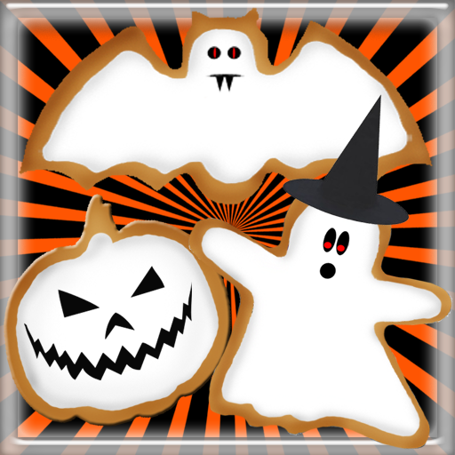 Spooky Halloween Cookie - Fun Cooking Game for Kids and Girls]()