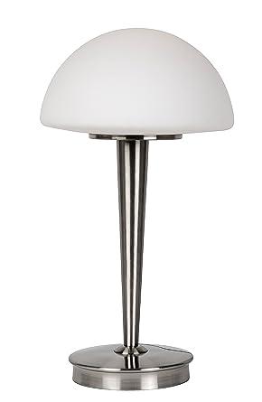 Lucide 17553/01/12 Toch - Lámpara de mesa (E14, 25 cm de ...